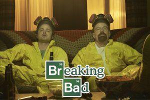 Alquiler sofa Breaking Bad