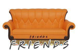 Alquiler sofa Friends